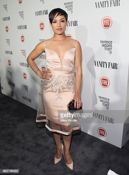 Actress Grace Gealey attends Vanity Fair and FIAT celebration of Young Hollywood hosted by Krista Smith and James Corden to benefit the Terrence...