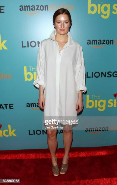 Actress Grace Gummer attends 'The Big Sick' New York premiere at The Landmark Sunshine Theater on June 20 2017 in New York City
