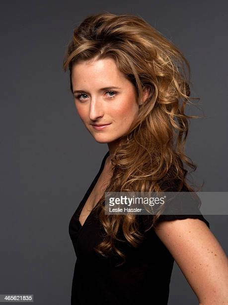 Actress Grace Gummer is photographed on May 4 2010 in New York City