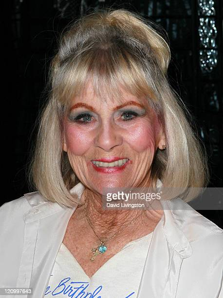 Actress Grace Lee Whitney attends Day 2 of the Official Star Trek Convention at the Rio Las Vegas Hotel Casino on August 12 2011 in Las Vegas Nevada
