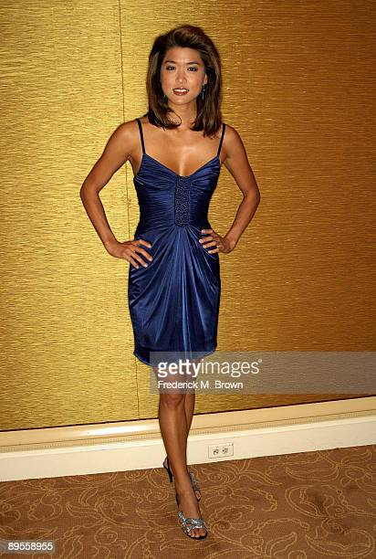 Actress Grace Park arrives at the 25th Annual Television Critics Association Awards held at The Langham Huntington Hotel & Spa on August 1, 2009 in...