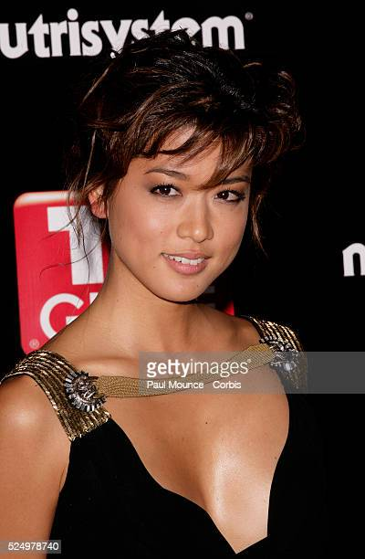 Actress Grace Park arrives at the 6th Annual TV Guide Emmy�� Awards AfterParty held at The Kress to celebrate the 60th Primetime Emmy�� Awards