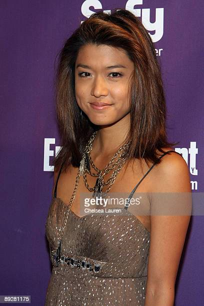 Actress Grace Park attends the Entertainment Weekly and Syfy party celebrating Comic-Con at Hotel Solamar on July 25, 2009 in San Diego, California.