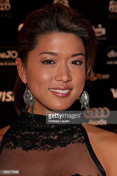 Actress Grace Park attends the Solitary Man Party Hosted By Greenhouse held at Brant House during the 2009 Toronto International Film Festival on...