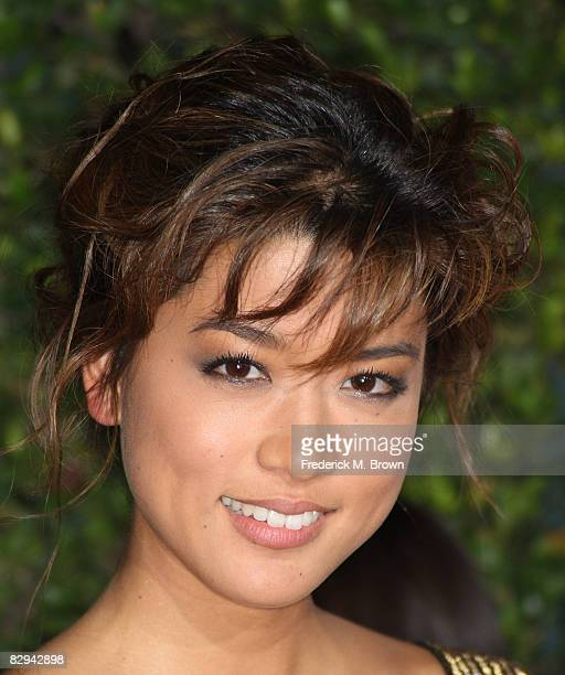 Actress Grace Park attends TV Guide's Sixth Annual Emmy Awards After Party at The Kress on September 21 2008 in Los Angeles California