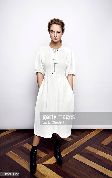 Actress Grace Van Patten from the film Tramps poses for a portraits at the Toronto International Film Festival for Los Angeles Times on September 10...