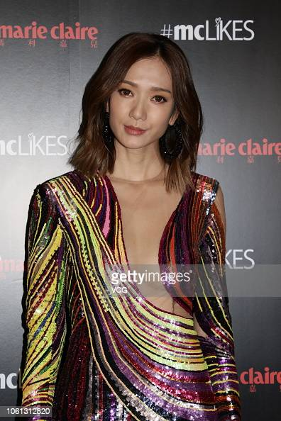 Actress Grace Wong Kwan-hing attends 28th anniversary ...