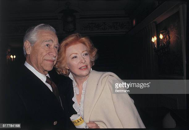 Buddy Fogelson Stock Photos and Pictures | Getty Images Greer Garson And Husband