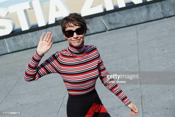 Actress Greta Fernandez attends 'La Hija De Un Ladron ' photocall during 67th San Sebastian International Film Festival on September 25 2019 in San...