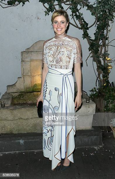 Actress Greta Gerwig attends the after party for the screening of Sony Pictures Classics' Maggie's Plan hosted by Montblanc and The Cinema Society...