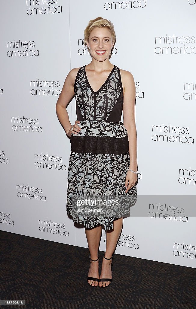 """Mistress America"" New York Premiere"