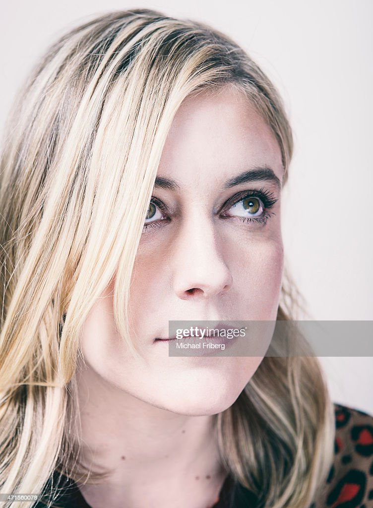 Actress Greta Gerwig is photographed for Variety on February 3, 2015 in Park City, Utah.