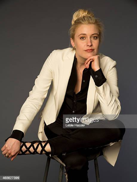 Actress Greta Gerwig is photographed on April 25 2012 in New York City