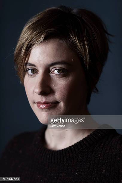 Actress Greta Gerwig of 'WienerDog' poses for a portrait at the 2016 Sundance Film Festival on January 22 2016 in Park City Utah