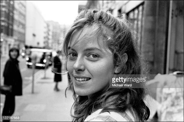 Actress Greta Scacchi 1984