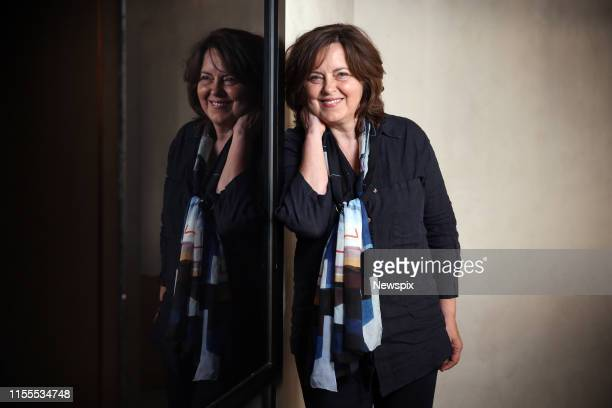 SYDNEY NSW Actress Greta Scacchi poses during a photo shoot in Sydney New South Wales