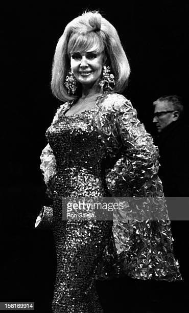 Actress Greta Thyssen attends the premiere of 'The Game Is Over' on January 8 1967 at the TransLux Theater in New York City