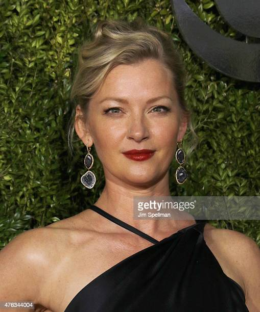 Actress Gretchen Mol attends American Theatre Wing's 69th Annual Tony Awards at Radio City Music Hall on June 7 2015 in New York City