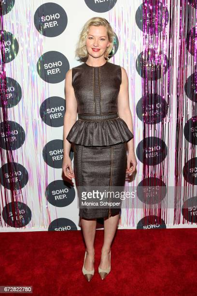 Actress Gretchen Mol attends the 2017 Soho Rep Spring Gala at The Lighthouse at Chelsea Piers on April 24 2017 in New York City