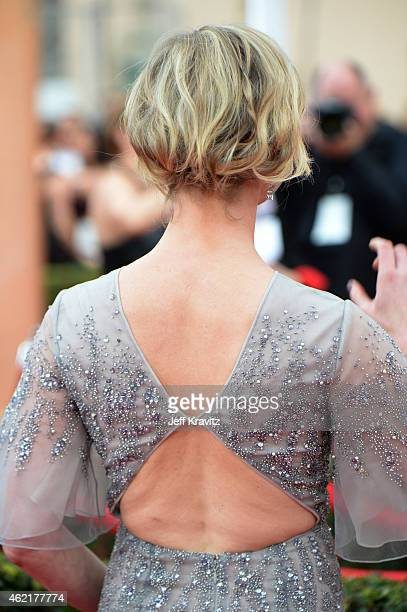 Actress Gretchen Mol attends the 21st Annual Screen Actors Guild Awards at The Shrine Auditorium on January 25 2015 in Los Angeles California