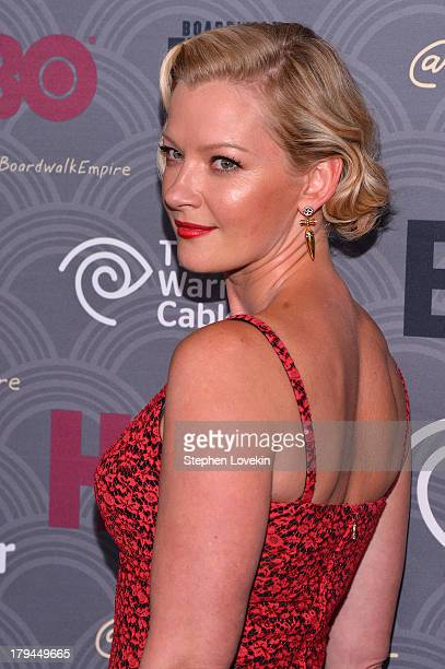 Actress Gretchen Mol attends the 'Boardwalk Empire' season four New York premiere at Ziegfeld Theater on September 3 2013 in New York City