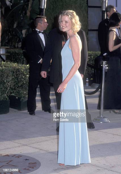 Actress Gretchen Mol attends the Eighth Annual Vanity Fair Oscar Party on March 26 2000 at Morton's Restaurant in West Hollywood California