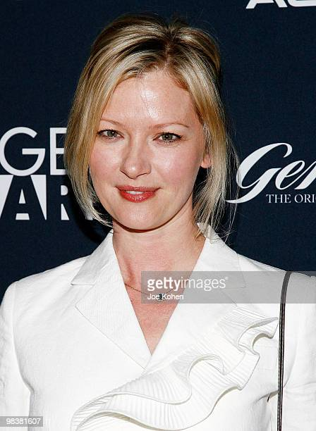 """Actress Gretchen Mol attends the Gen Art Film Festival screening of """"Teenage Paparazzo"""" at the School of Visual Arts Theater on April 10, 2010 in New..."""