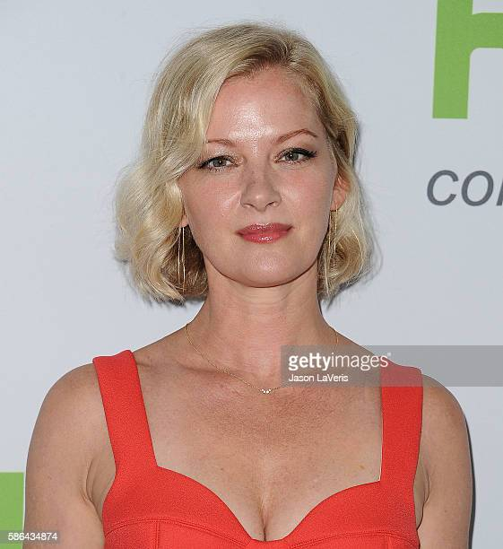 Actress Gretchen Mol attends the Hulu TCA Summer 2016 at The Beverly Hilton Hotel on August 5 2016 in Beverly Hills California
