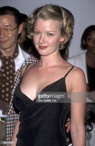 Actress Gretchen Mol attends the Opening Night Performance of Flamenco Dancer Joaquin Cortes' 'Gipsy Passion' to Benefit the National Alliance Breast...