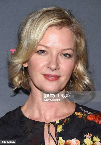 Actress Gretchen Mol attends 'The Parisian Woman' Broadway opening night at Hudson Theatre on November 30 2017 in New York City