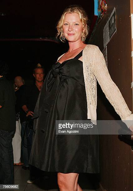 Actress Gretchen Mol attends the premiere after party for 'The Ten' at Avalon July 23 2007 in New York City