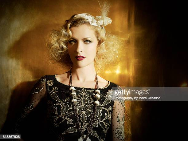 Actress Gretchen Mol is photographed for The Untitled Magazine on July 17 2012 in New York City CREDIT MUST READ Indira Cesarine/The Untitled...