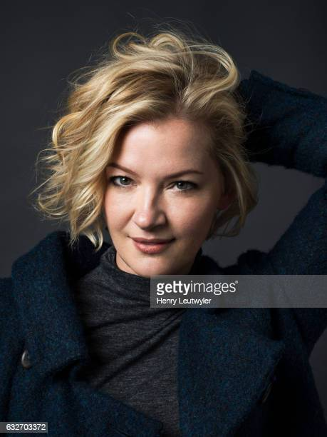 Actress Gretchen Mol poses for a portrait on December 2 2016 in New York City