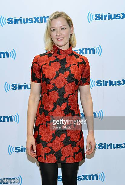 Actress Gretchen Mol visits SiriusXM Studios on October 30 2014 in New York City