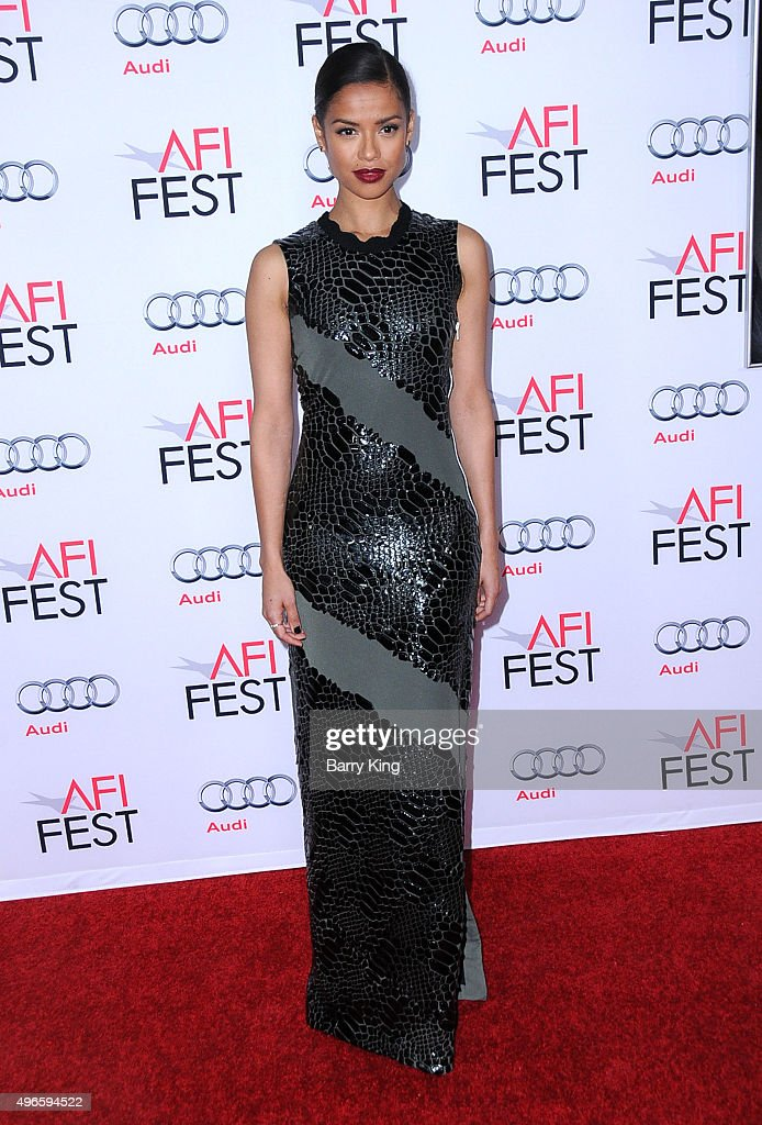 "AFI FEST 2015 Presented By Audi Centerpiece Gala Premiere Of Columbia Pictures' ""Concussion"" - Arrivals : News Photo"