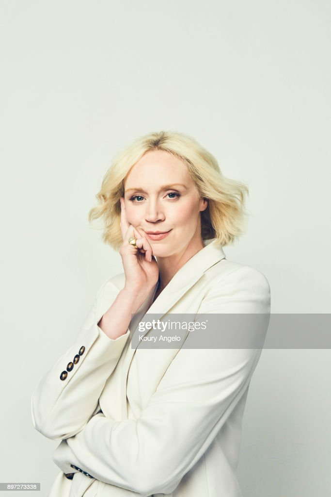Actress Gwendoline Christie is photographed for People Magazine on July 25, 2017 in Los Angeles, California. ON