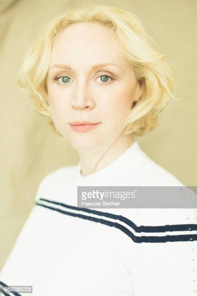 Actress Gwendoline Christie is photographed on May 24 2017 in Cannes France