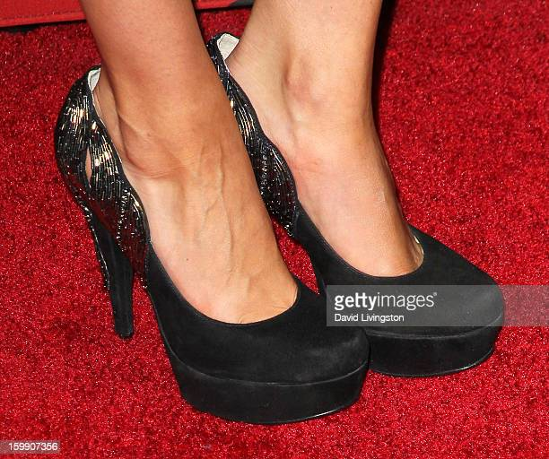 Actress Gwendoline Taylor Attends The Premiere Of Starzs Spartacus War Of The Damned At