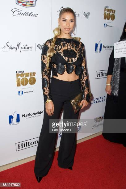 Actress Gwendolyn OsborneSmith attends Ebony Magazine's Ebony's Power 100 Gala at The Beverly Hilton Hotel on December 1 2017 in Beverly Hills...