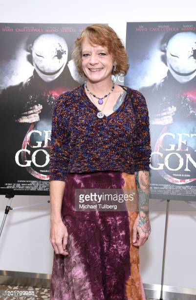 Actress Gwyn LaRee attends the premiere of Get Gone at Arena Cinelounge on January 24 2020 in Hollywood California