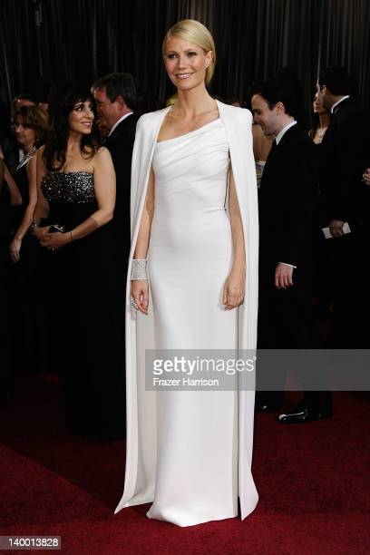 Actress Gwyneth Paltrow arrives at the 84th Annual Academy Awards held at the Hollywood & Highland Center on February 26, 2012 in Hollywood,...