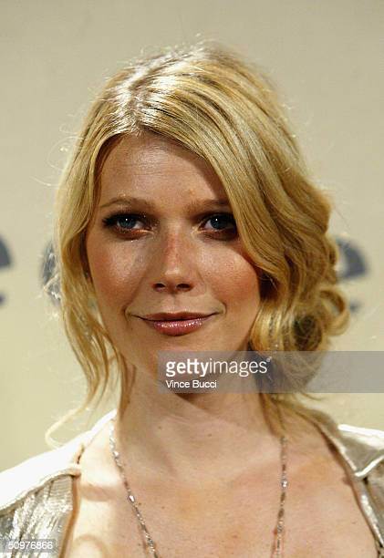 Actress Gwyneth Paltrow attends the 2004 Crystal Lucy Awards A Family Affair Women In Film Celebrate the Paltrow Family on June 18 2004 at the...