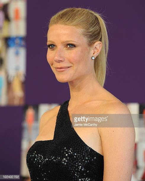 Actress Gwyneth Paltrow attends the 2010 CFDA Fashion Awards at Alice Tully Hall at Lincoln Center on June 7 2010 in New York City