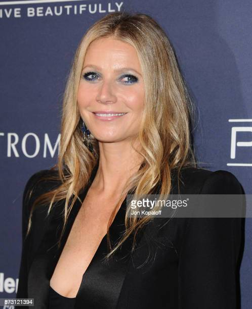 Actress Gwyneth Paltrow attends the 2017 Baby2Baby Gala at 3LABS on November 11 2017 in Culver City California
