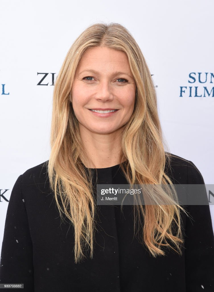 2018 Sun Valley Film Festival - Coffee Talk with Gwyneth Paltrow : Nachrichtenfoto