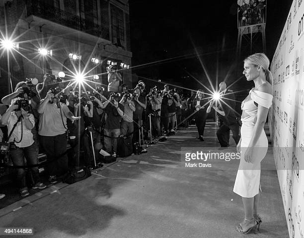 Actress Gwyneth Paltrow attends the 25th annual EMA Awards presented by Toyota and Lexus and hosted by the Environmental Media Association at Warner...