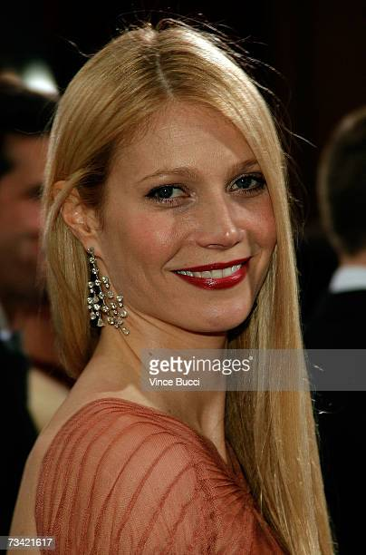Actress Gwyneth Paltrow attends the 79th Annual Academy Awards held at the Kodak Theatre on February 25 2007 in Hollywood California