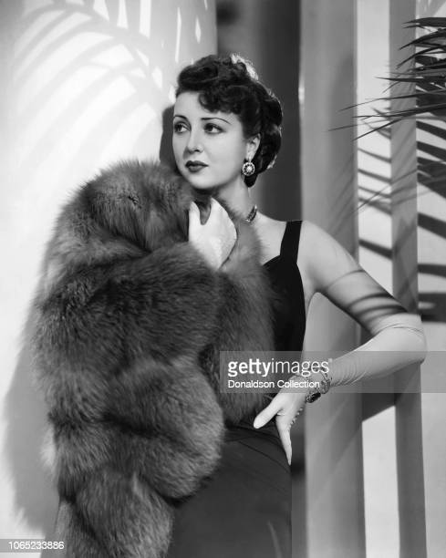 Actress Gypsy Rose Lee in a scene from the movie Battle of Broadway