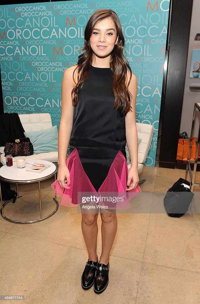 Variety Studio Presented By Moroccanoil At Holt Renfrew - Day 4 - 2014 Toronto International Film Festival : News Photo