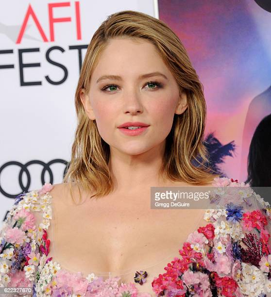 Actress Haley Bennett arrives at AFI FEST 2016 Presented By Audi Opening Night Premiere Of 20th Century Fox's 'Rules Don't Apply' at TCL Chinese...